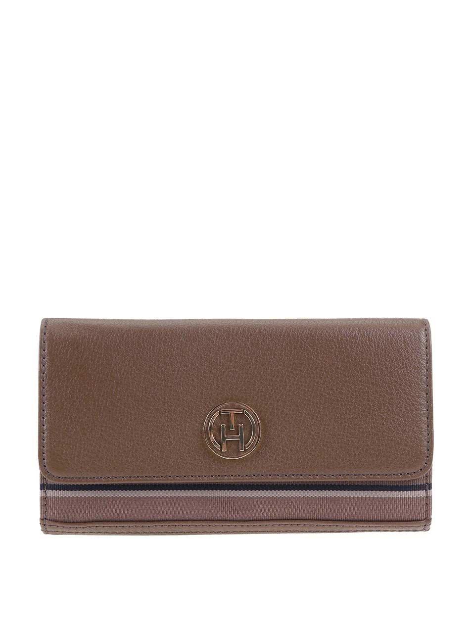 Hnedá dámska peňaženka Tommy Hilfiger Rosanna ... cb5220ed8ea