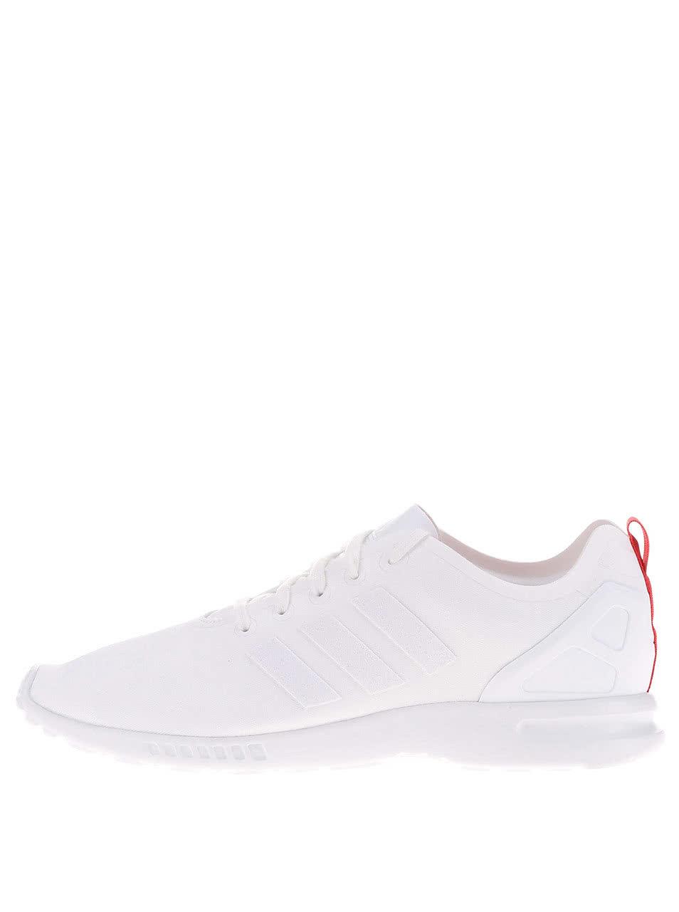 Biele dámske tenisky adidas Originals ZX Flux ... cf343ae2ea2
