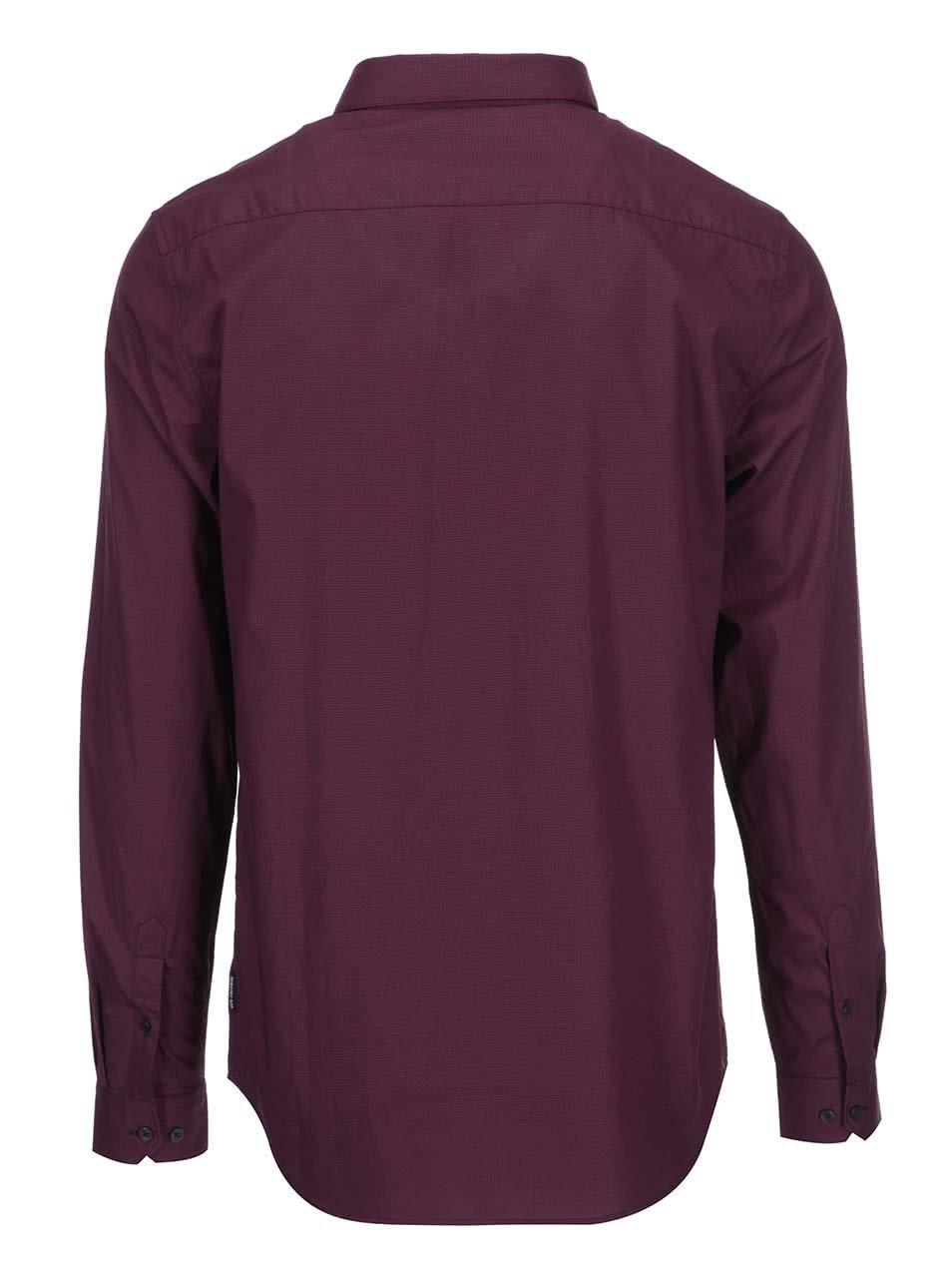 0c74654524b Fialová košile Ben Sherman ...