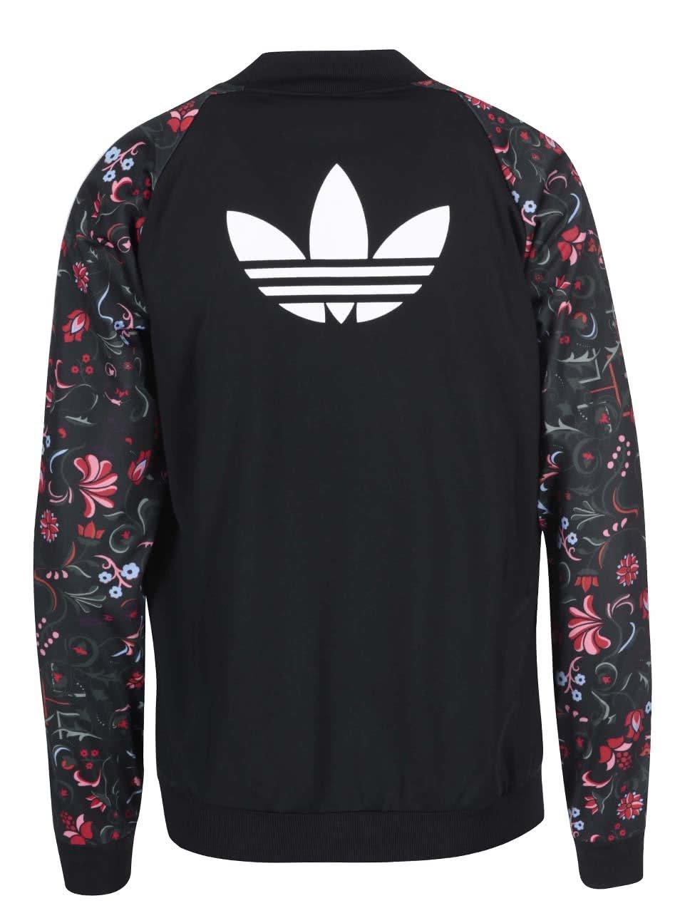 Černá dámská bunda adidas Originals Superstar ... cf88862f3d5