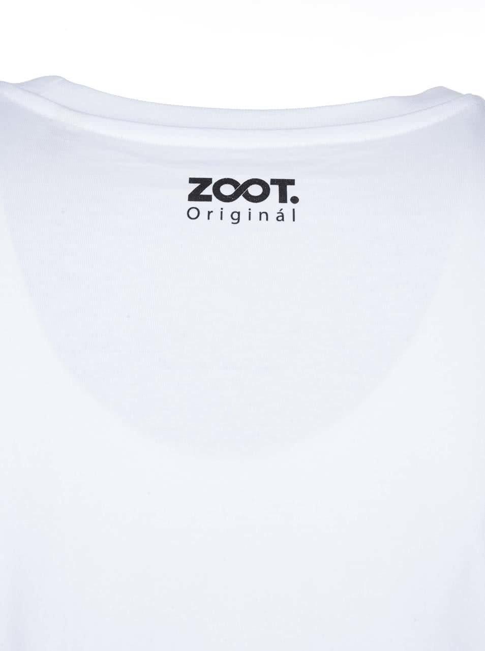 Bílé pánské triko ZOOT Originál Must Have ... fc2c3f957f