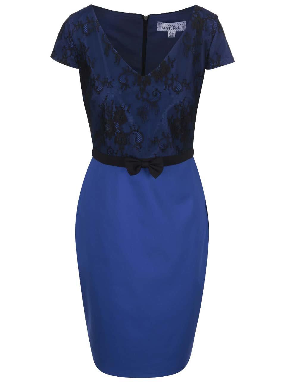 2aad1474fc43 Modré šaty čiernou čipkou paper dolls jpg 954x1281 čipkou modre saty