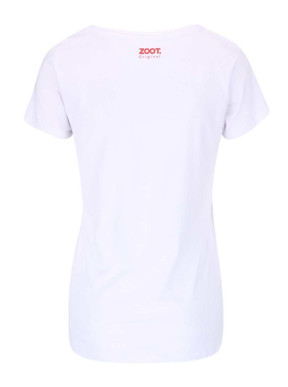 1bf95dca2767 Biele dámske tričko ZOOT Originál Slovenka ...