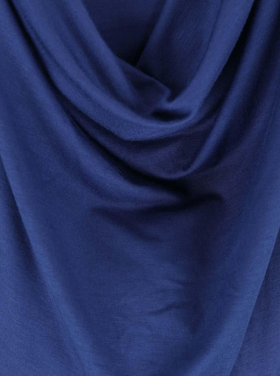 Modré tričko s vodou ve výstřihu Mama.licious Natalia ... fd27ae1c74