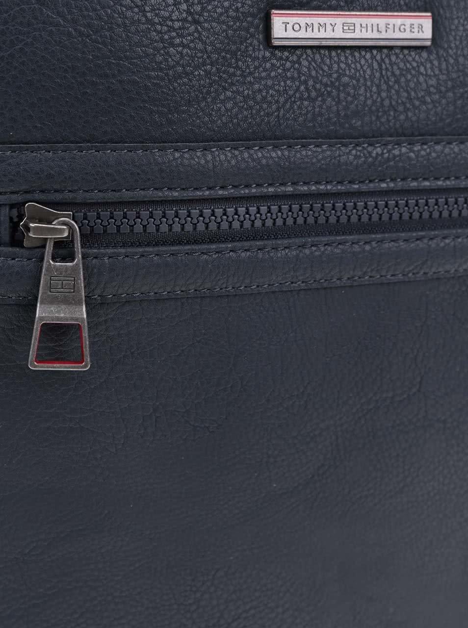 Tmavě modrá pánská taška přes rameno Tommy Hilfiger Essential Reporter ... 358e221e4e
