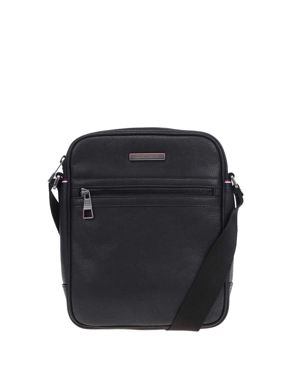 0a77b3711c Čierna pánska taška cez rameno Tommy Hilfiger Essential Reporter ...