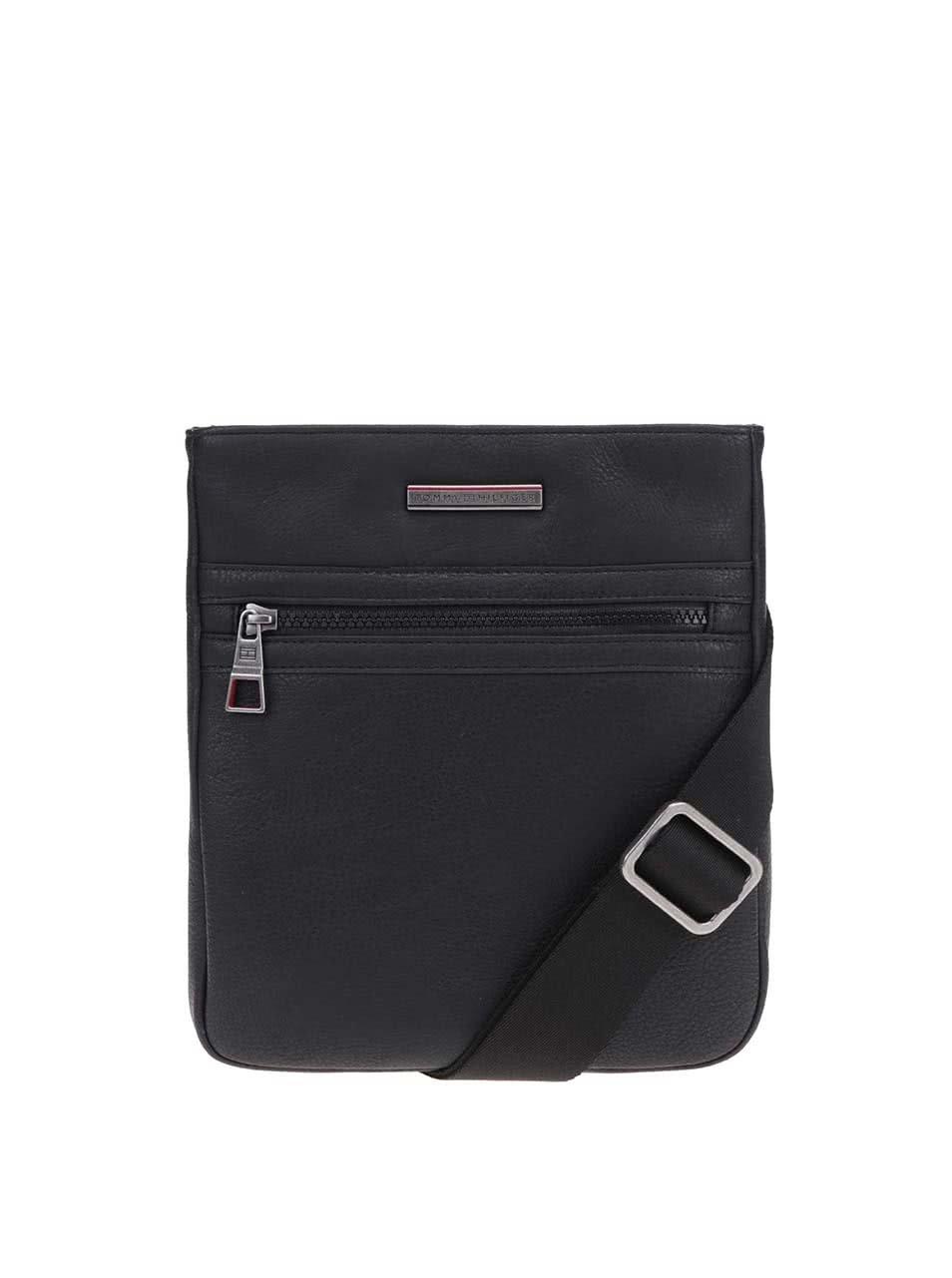 Čierna pánska taška cez rameno Tommy Hilfiger Essential ... 3543ed40c67