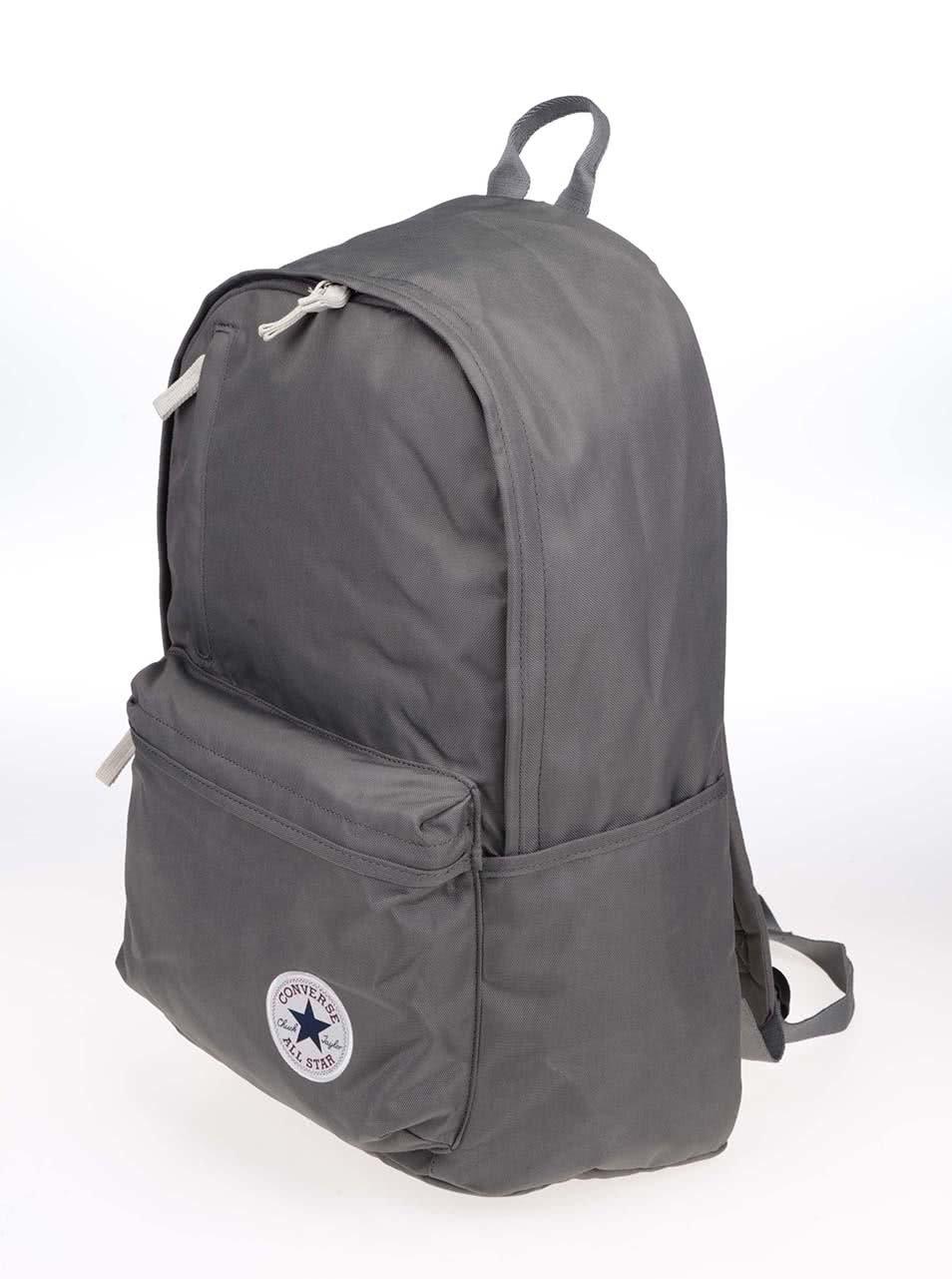 96fb0e3de3 Šedý batoh Converse Poly Original Backpack ...
