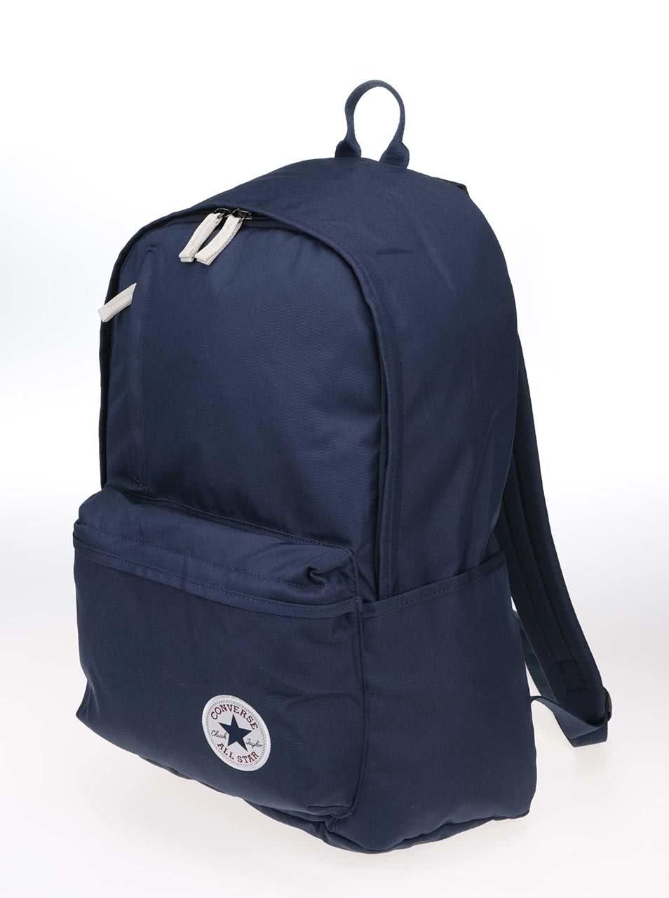 f8ee3d44448 Tmavě modrý batoh Converse Poly Original Backpack ...