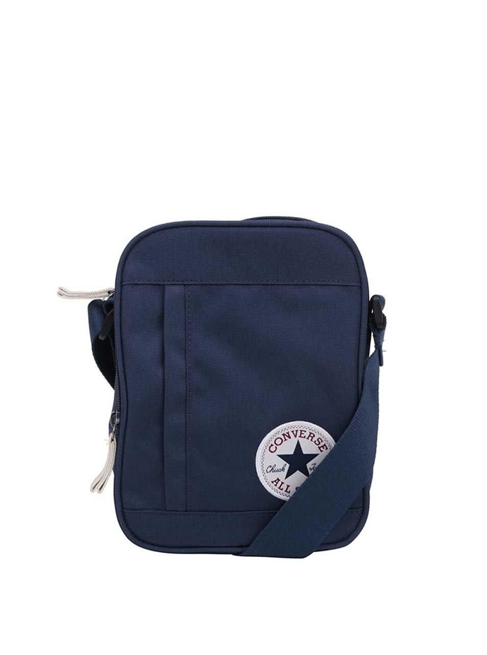 Tmavě modrá unisex taška Converse Poly Cross Body ... 014c3116f1