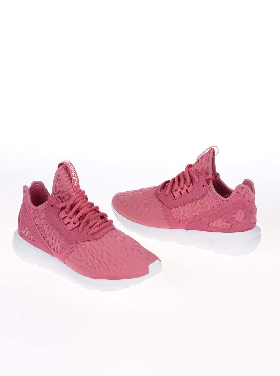 new concept 64759 fcf95 Pantofi sport de dama adidas Originals Tubular Runner W roz ...