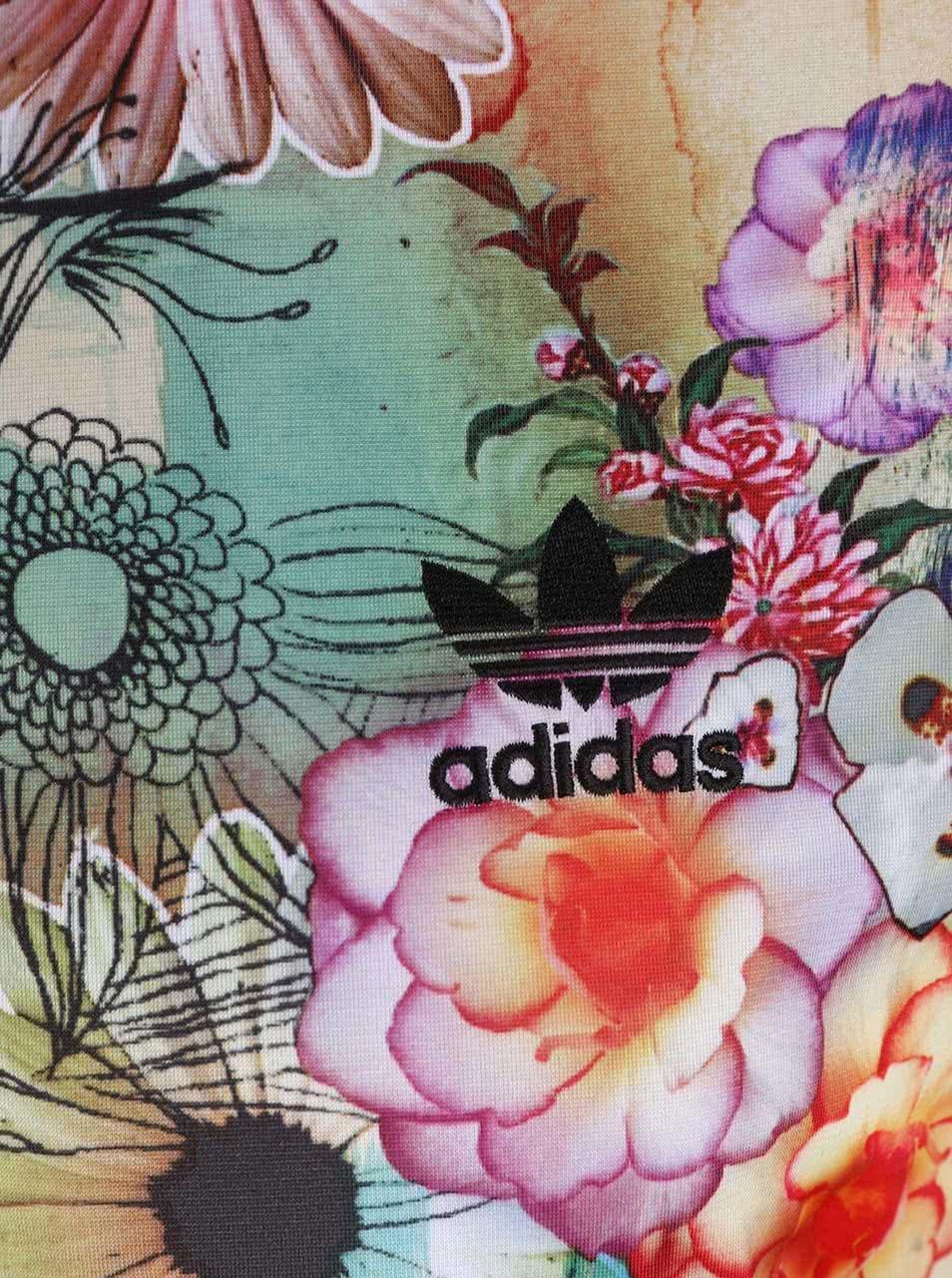 Barevné dámské legíny adidas Originals ... 0150f4384fc