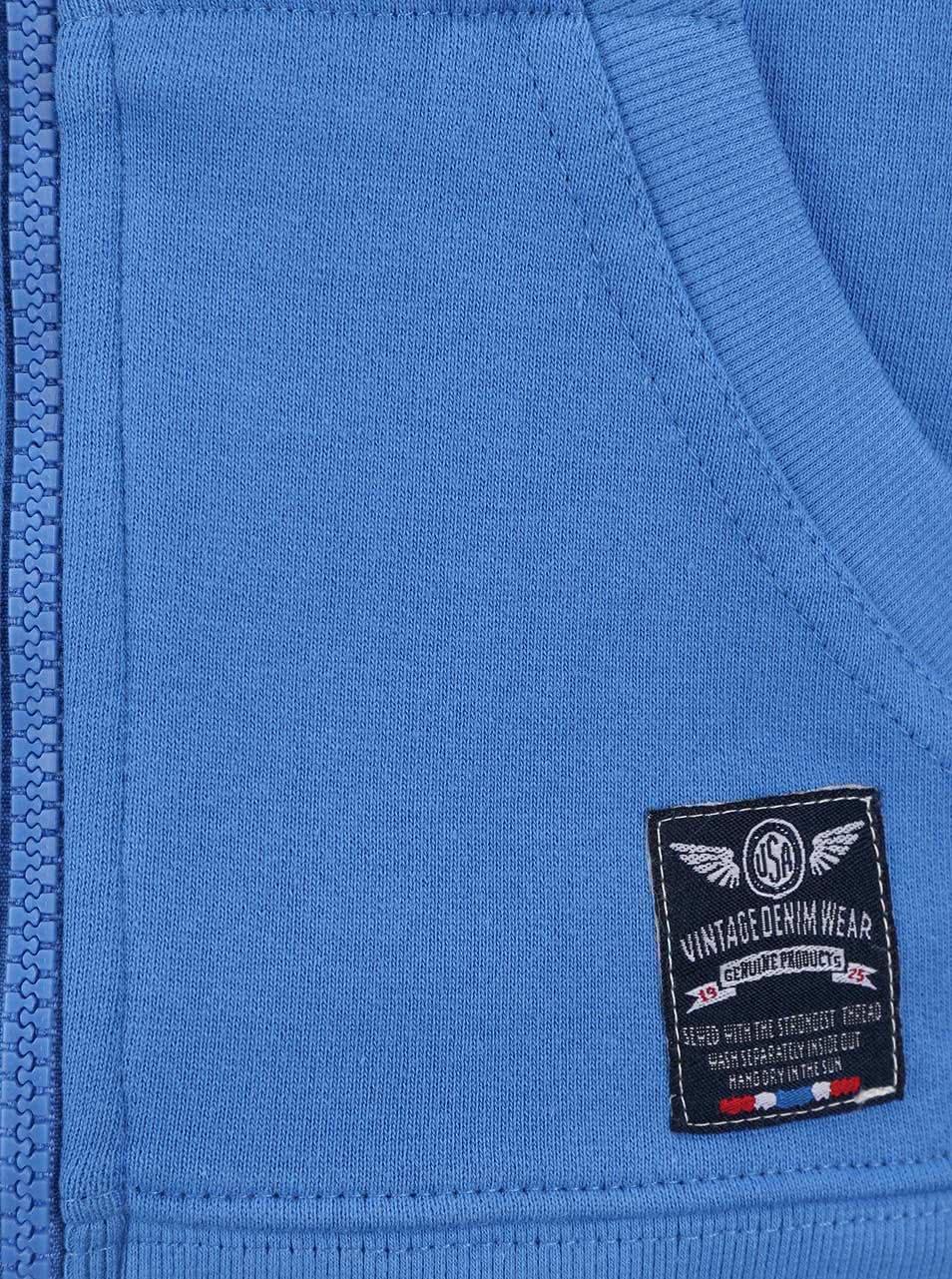 e98d45f8ab46 Modrá detská tepláková súprava Blue Seven ...