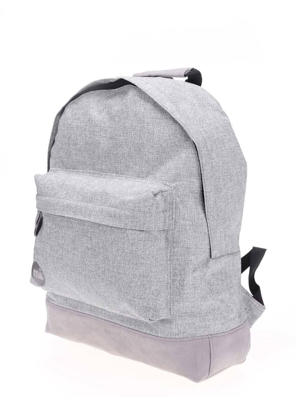 f183aba502 Sivý batoh Mi-Pac Crepe ...