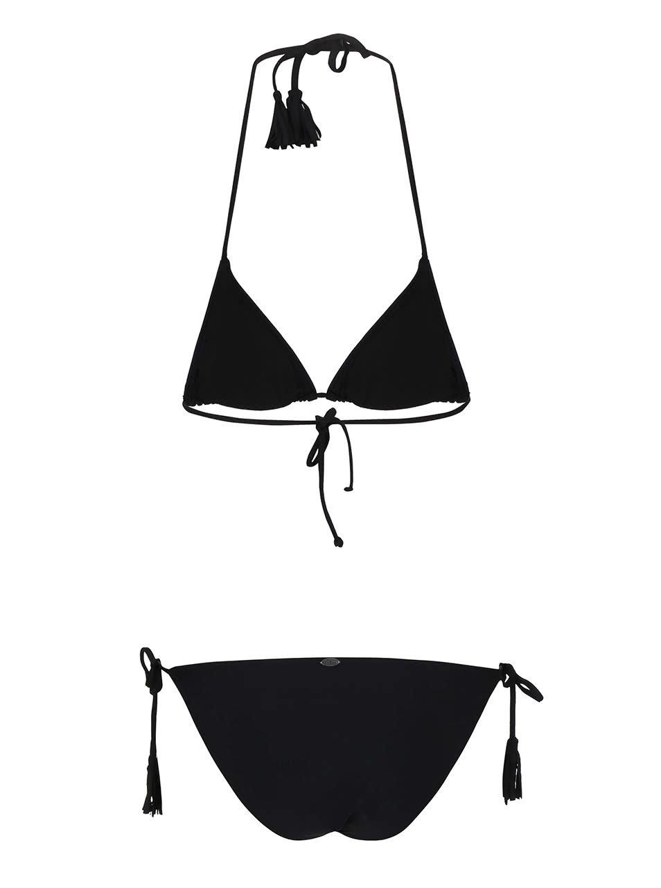 64f4d5281 Čierne plavky O'Neill Solid Triangle | ZOOT.sk