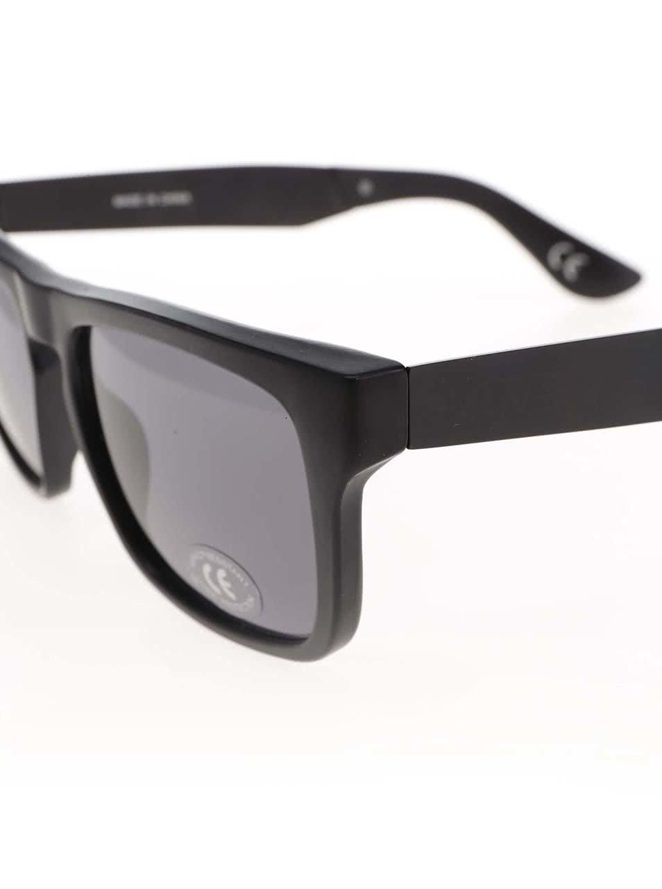 1d5fdaef0 Čierne pánske slnečné okuliare VANS | ZOOT.sk
