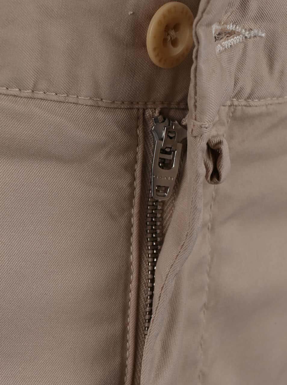 d27a0476801 Béžové pánské chino kalhoty GANT ...