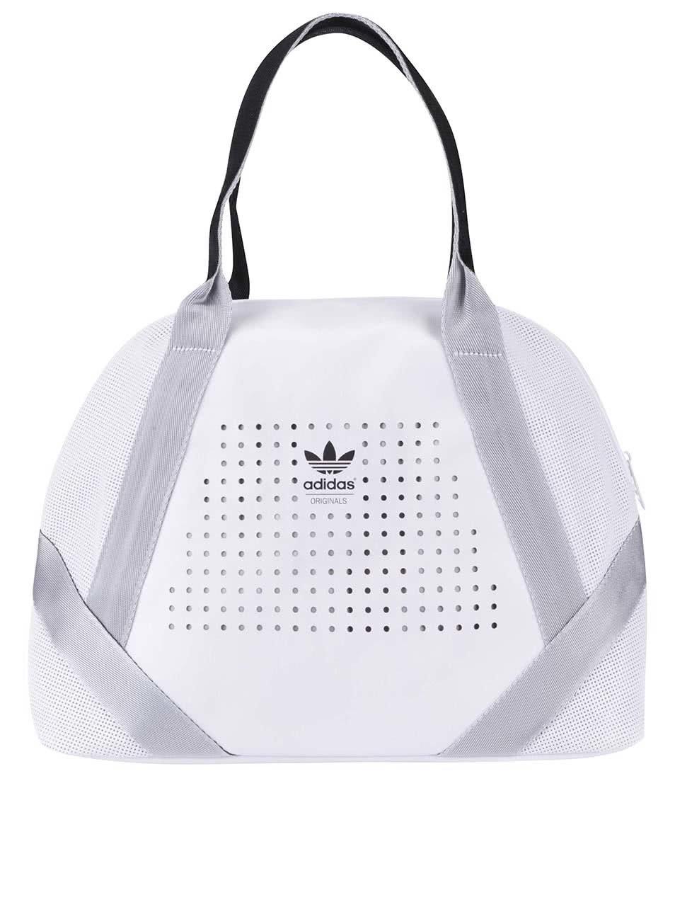 Bílá dámská taška adidas Originals Tennis ... b97316596a