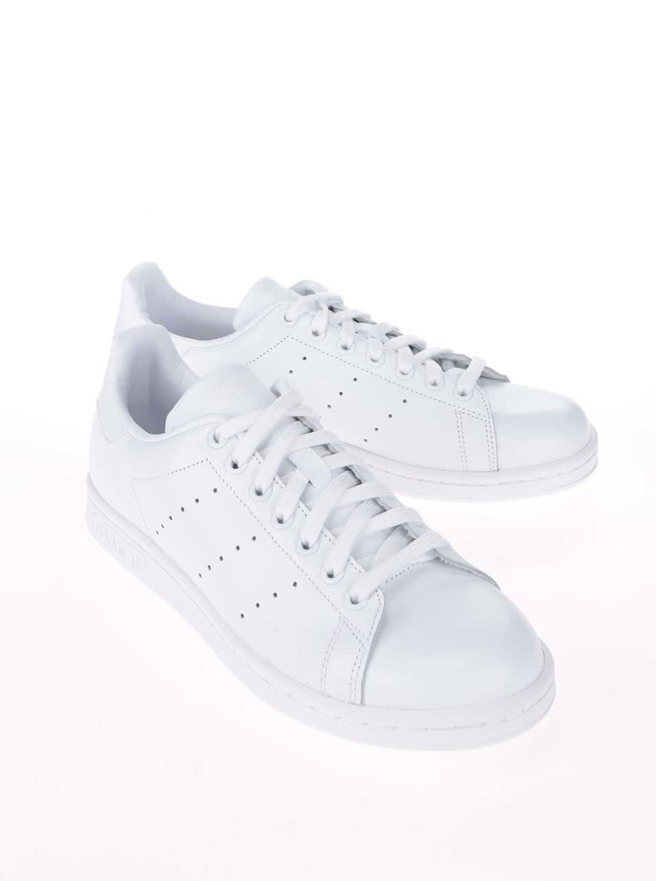 Nový Tenisky Adidas Originals Stan Smith Dámské Stříbrný 63e1672b0c8