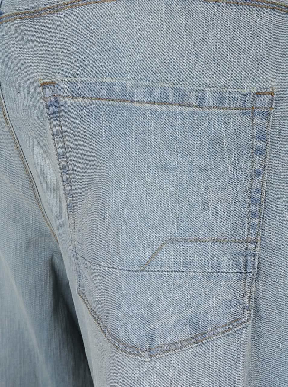 c11a1f75786 Světle modré džíny se sníženým sedem Shine Original Wayne ...