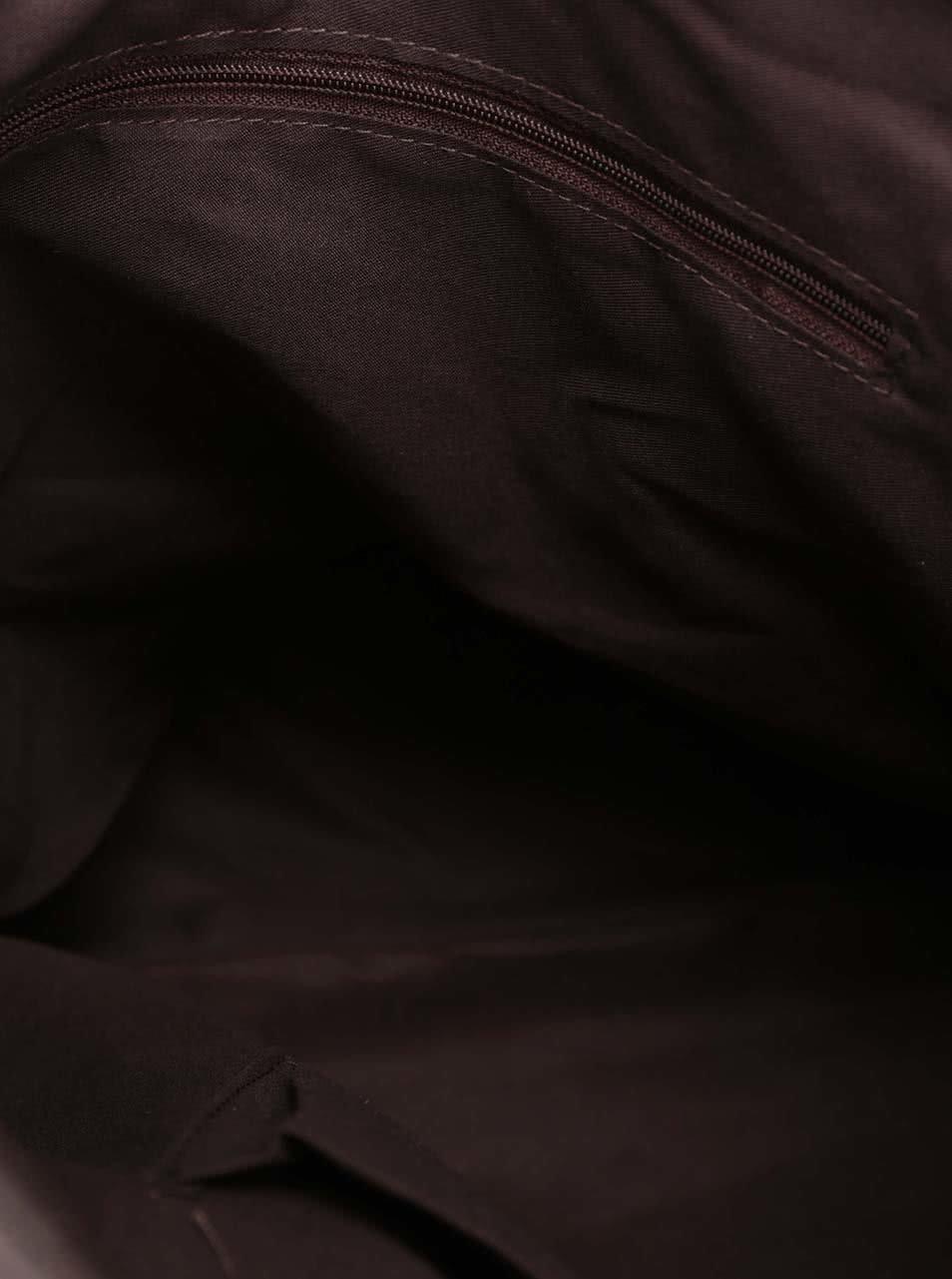 Hnedá kabelka so strapcami Haily´s Franzi ... d92f58cc30e