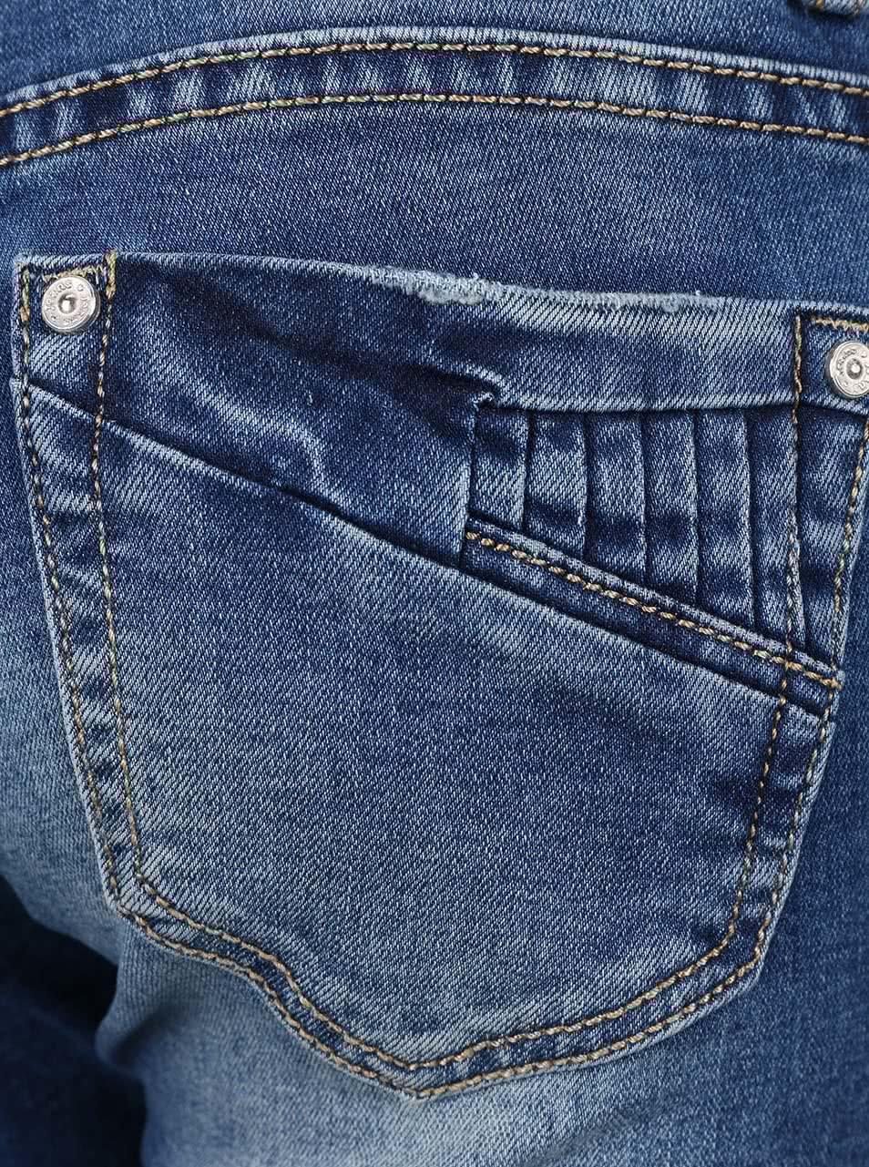 Modré džíny se záplatami Haily´s Pat ... 85087ad4bf