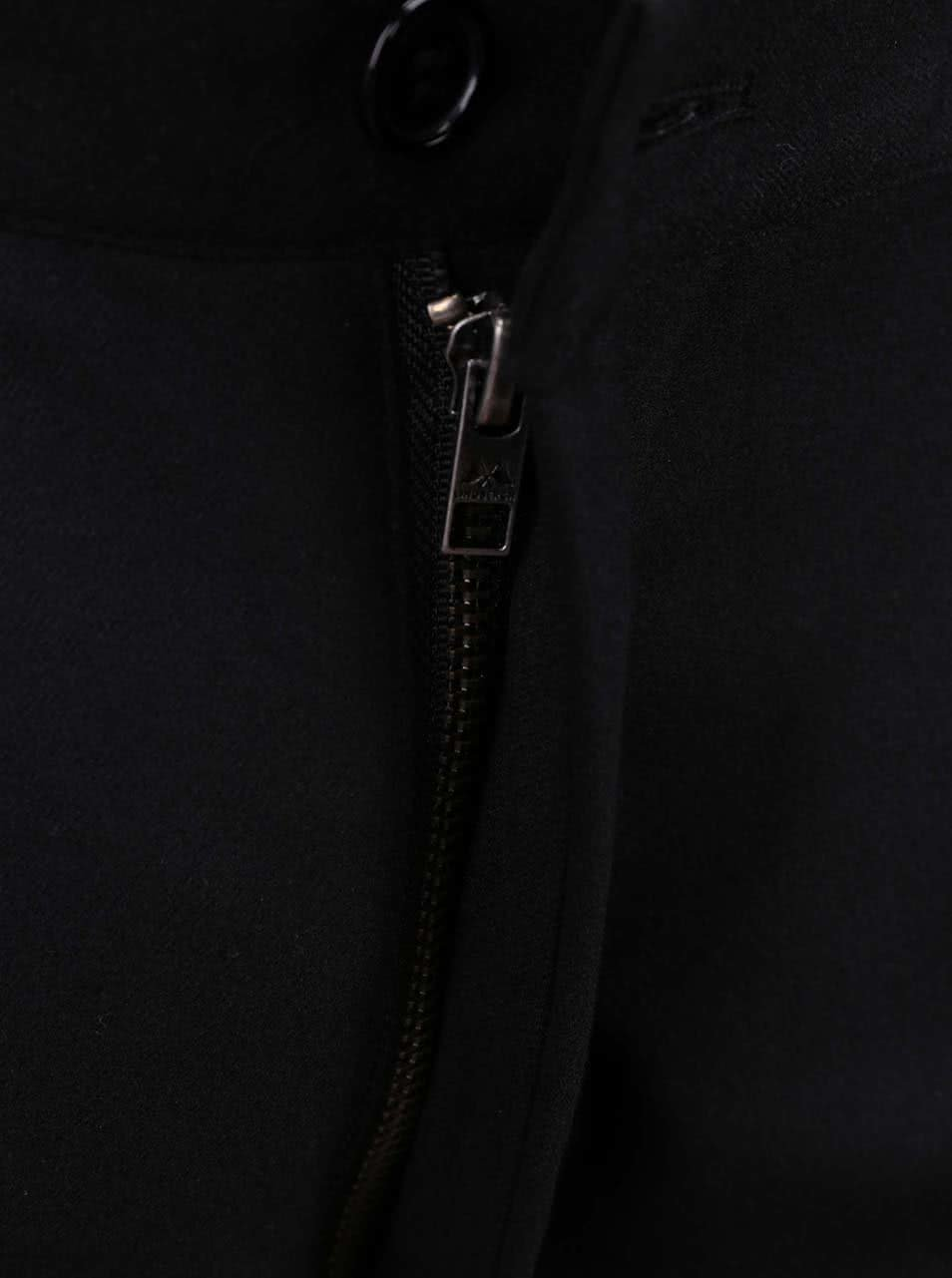 Černé pánské společenské kalhoty Lindbergh ... ff3adc0c39