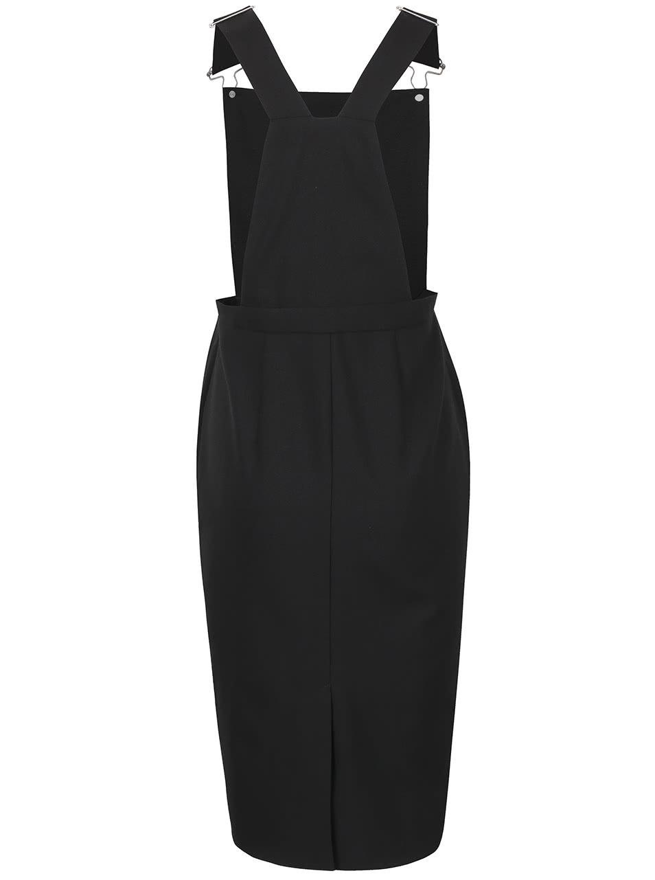868eabb3f724 Čierne šaty s trakmi Dorothy Perkins ...