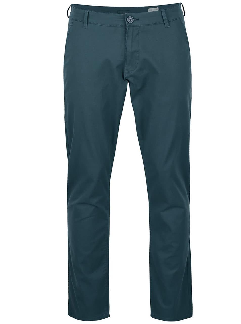 2394dce598 Petrolejové kalhoty Selected Homme Three Paris ...