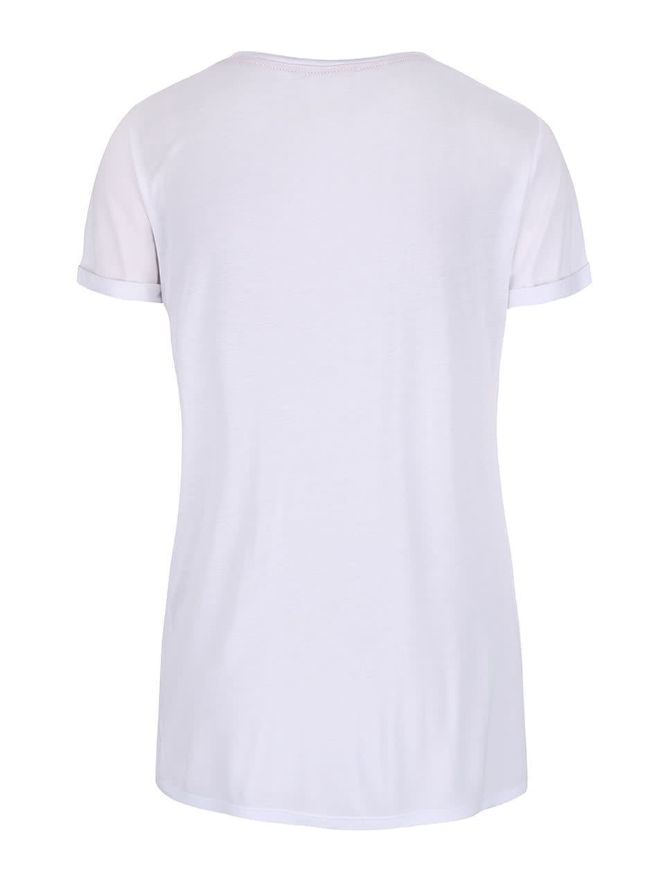 15413c9b4870 Biele tričko s potlačou Dorothy Perkins ...