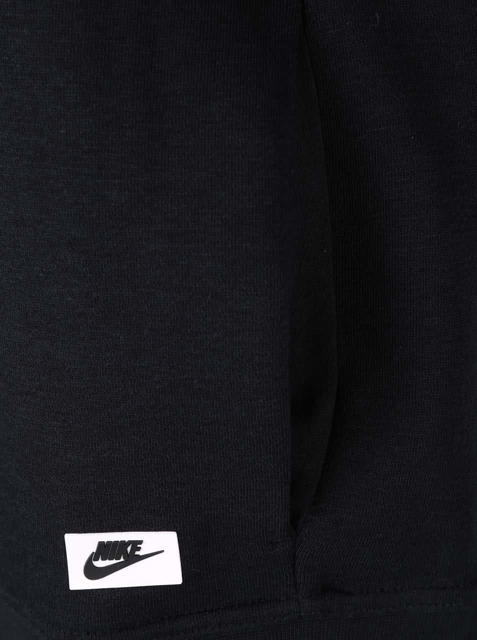 536db1fbb9cf Čierna dámska mikina Nike Modern Crew ...