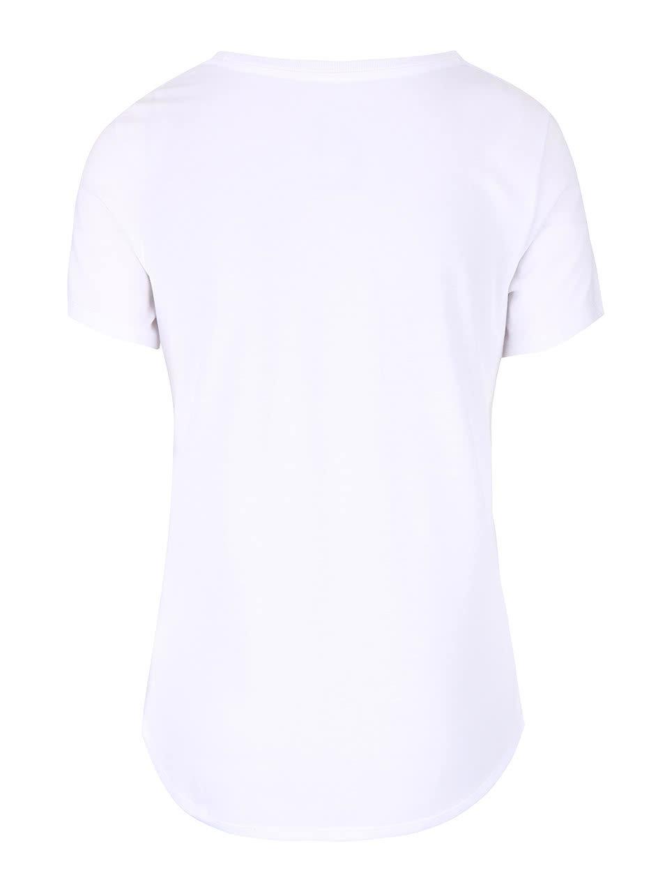 5296c6a7474b Bílé dámské tričko Nike Tee-Icon Futura ...