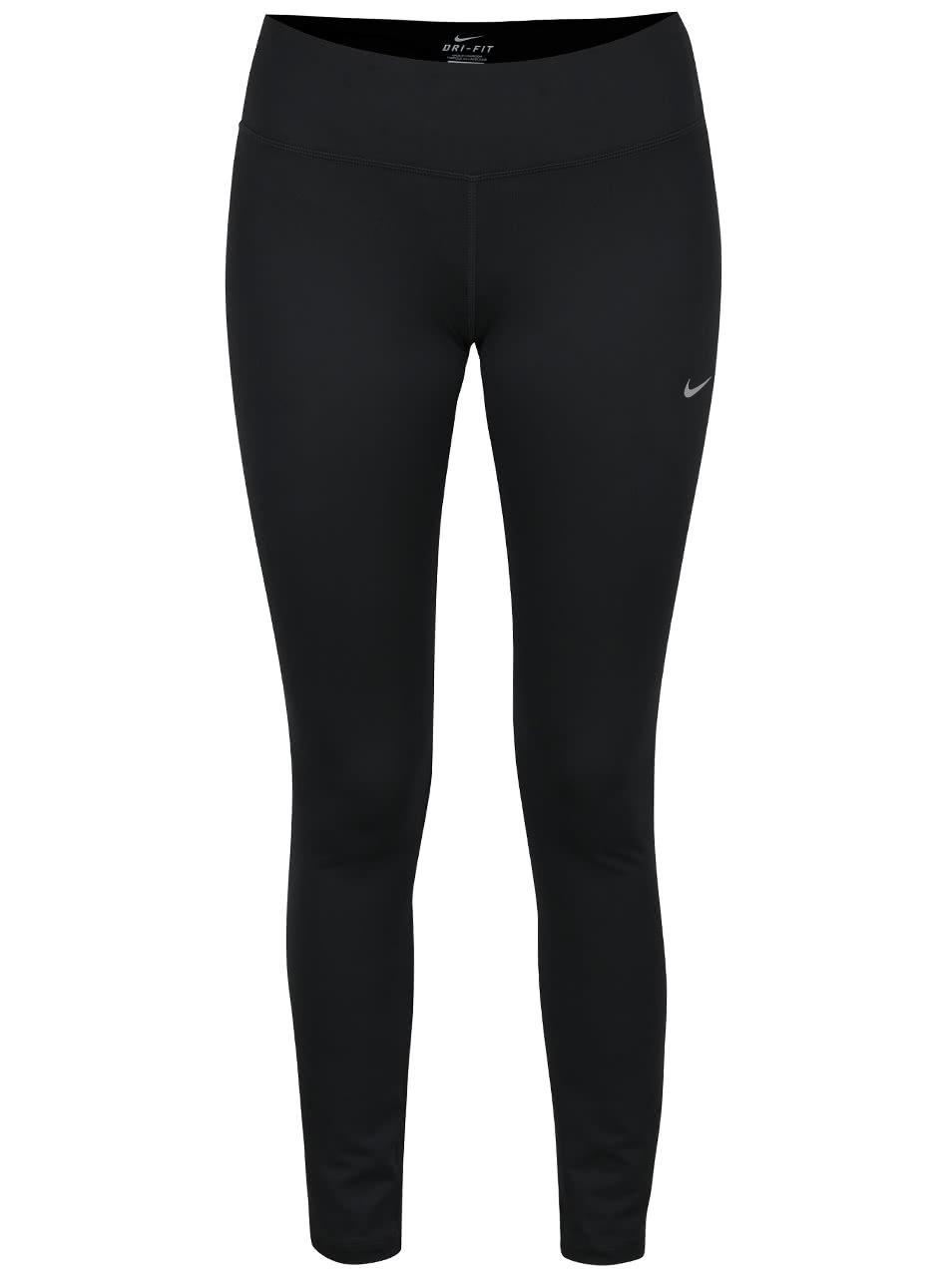 19d30dcfc476 Čierne dámske legíny Nike DF Epic Run ...