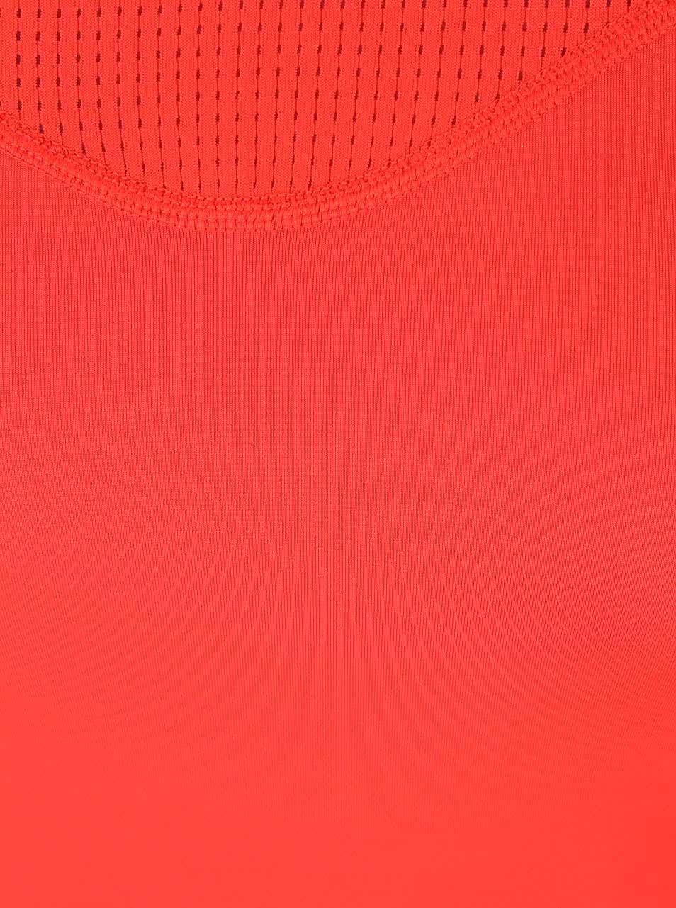 Červené dámske tielko Nike Pro Hypercool ... 6a3d39b41ed