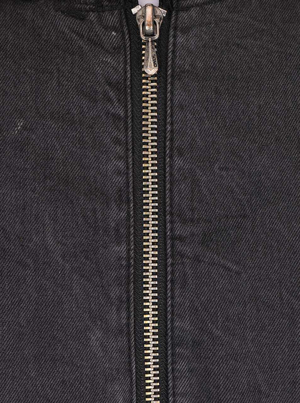 6c8841a0f381 Tmavosivé rifľové šaty ONLY Anya ...