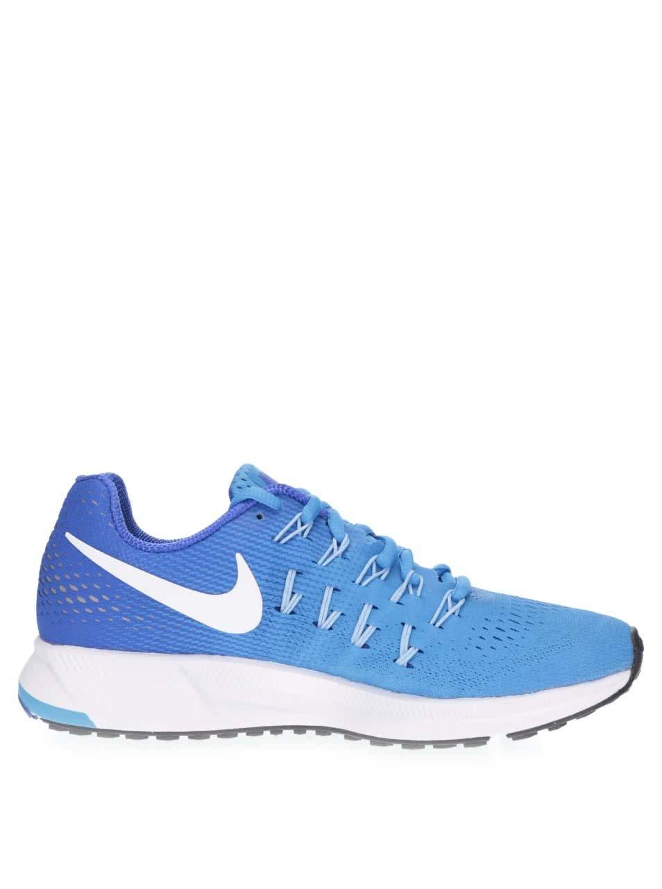 67185c23a1ece Modro-biele dámske tenisky Nike Air Zoom Pegasus 33 | ZOOT.sk