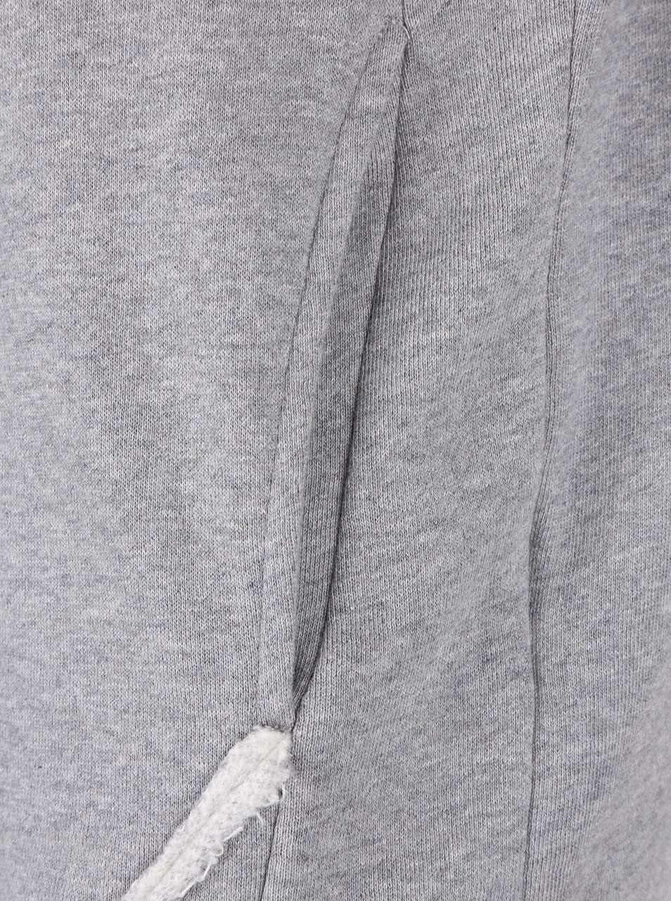 0d136a0ac25 Šedá pánská mikina s nápisem Pepe Jeans Typhon ...