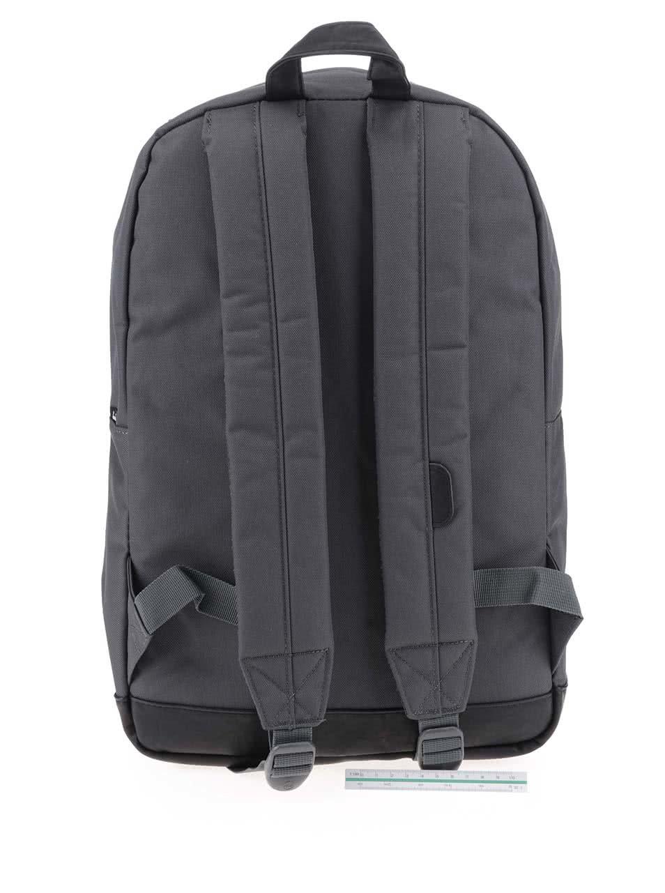0308f70ff4d Tmavě šedý batoh Herschel Pop Quiz 22 l ...