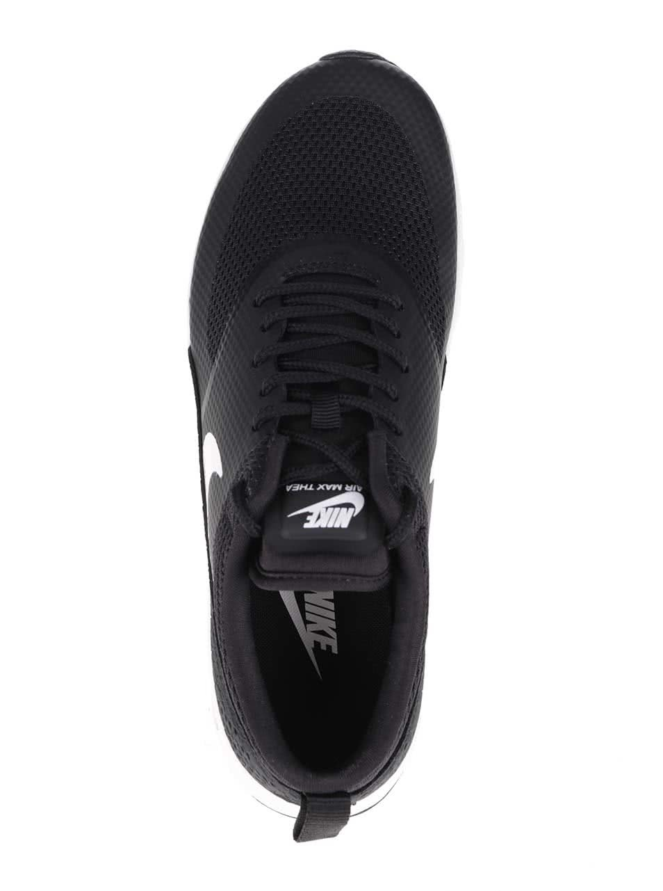 Černé dámské tenisky Nike Air Max Thea ... 18e452e1c13