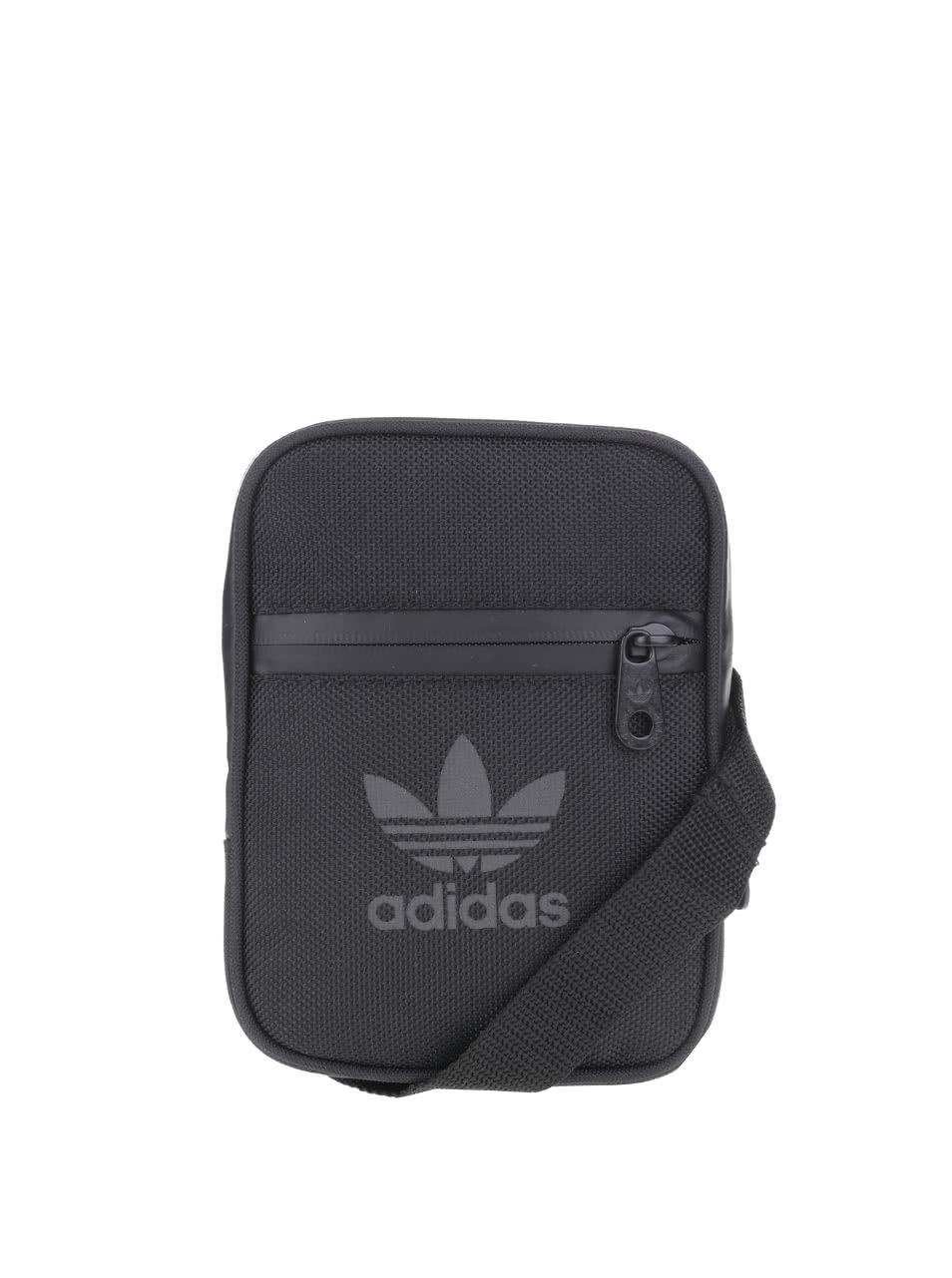 aa0d97eff3 Černá pánská crossbody taška adidas Originals ...
