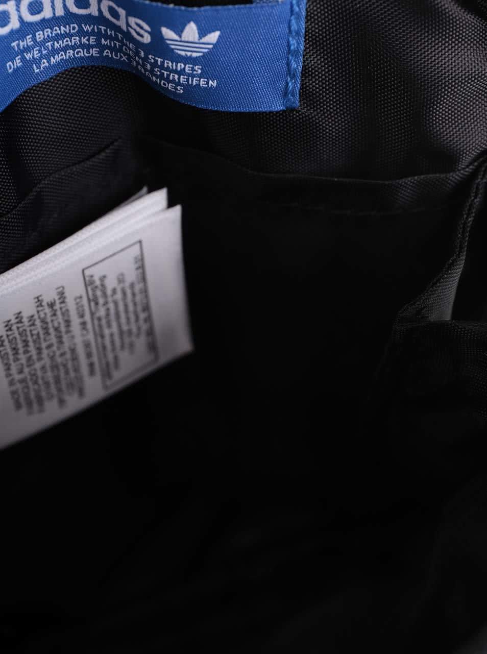 Černá pánská crossbody taška adidas Originals ... d48be9ca874