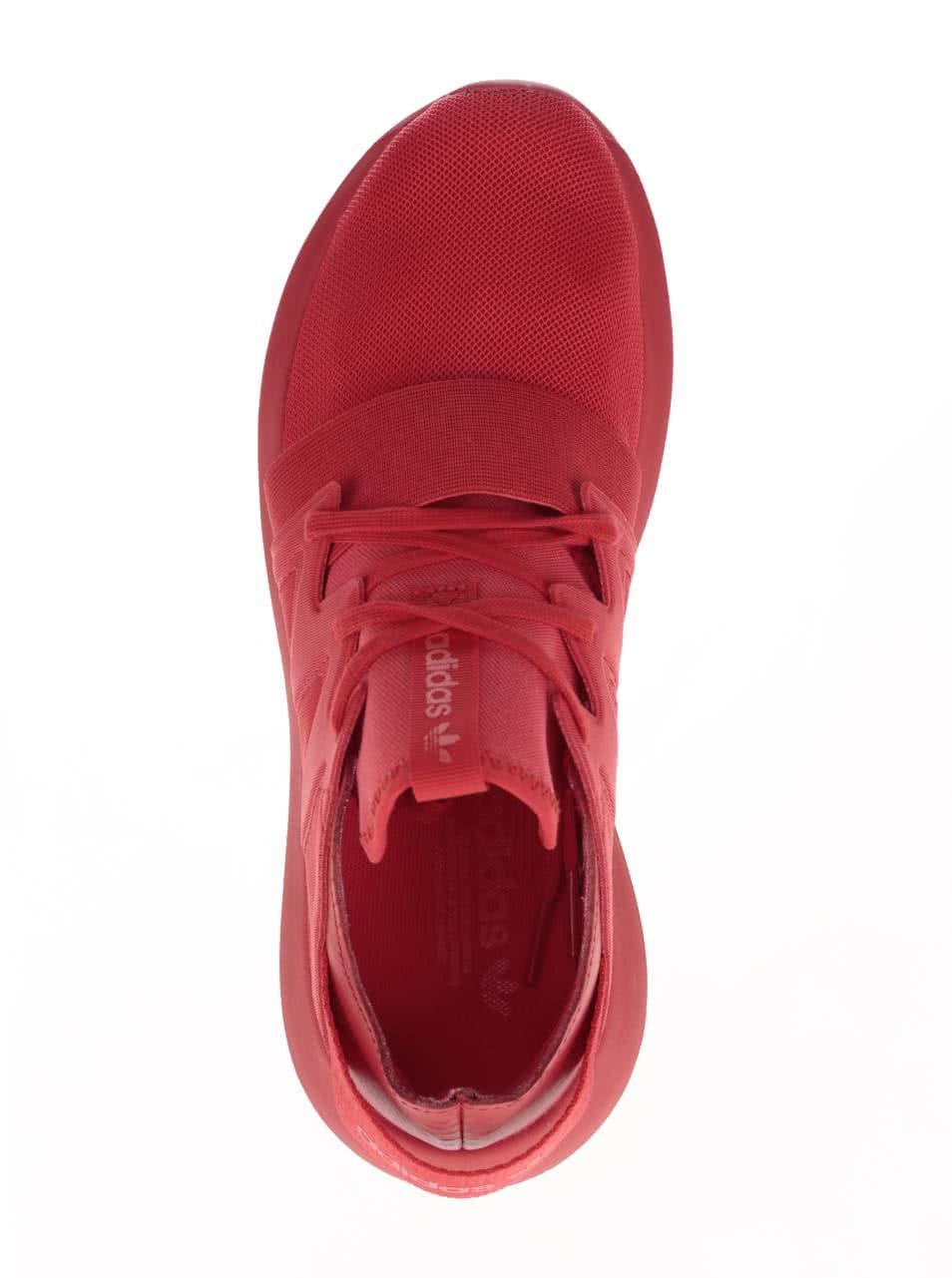 ab509cc20c4 Červené dámske tenisky adidas Originals Tubular ...