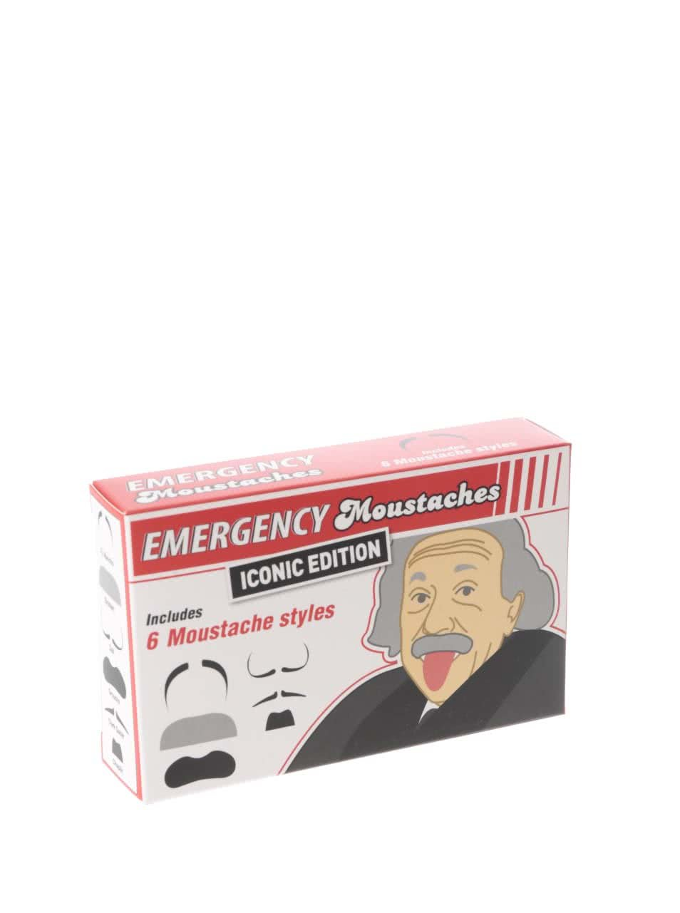 Gift Republic Emergency Moustaches