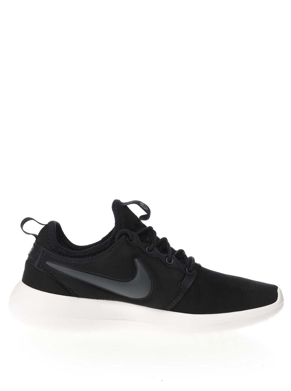 Čierne dámske tenisky Nike Roshe Two ... 075857342e7