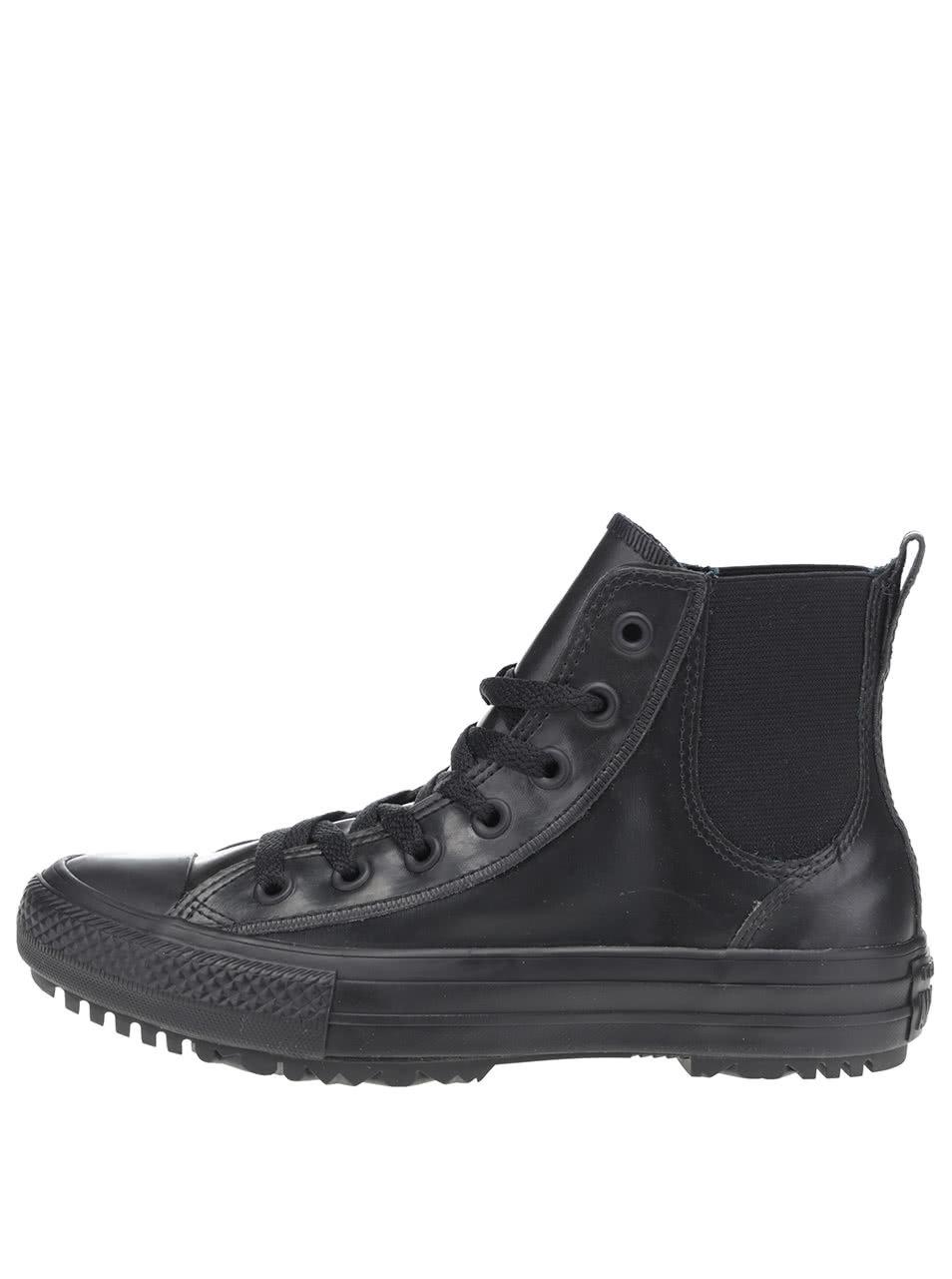 Černé dámské kotníkové boty Converse Chuck Taylor All Star Chelsea Boot ... 0186bfcd31
