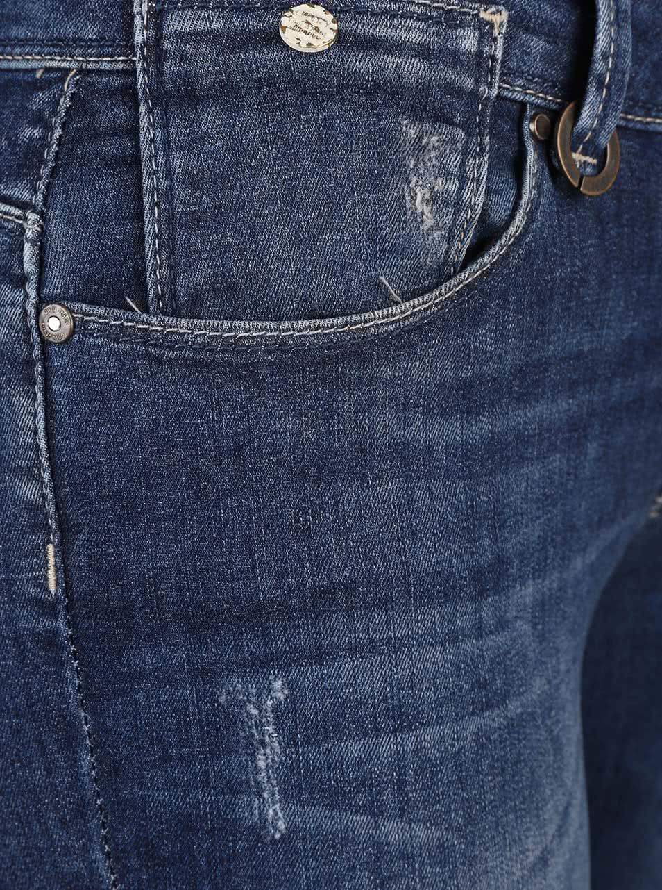 298c5e2d582 Tmavě modré dámské džíny ONLY Carrie ...