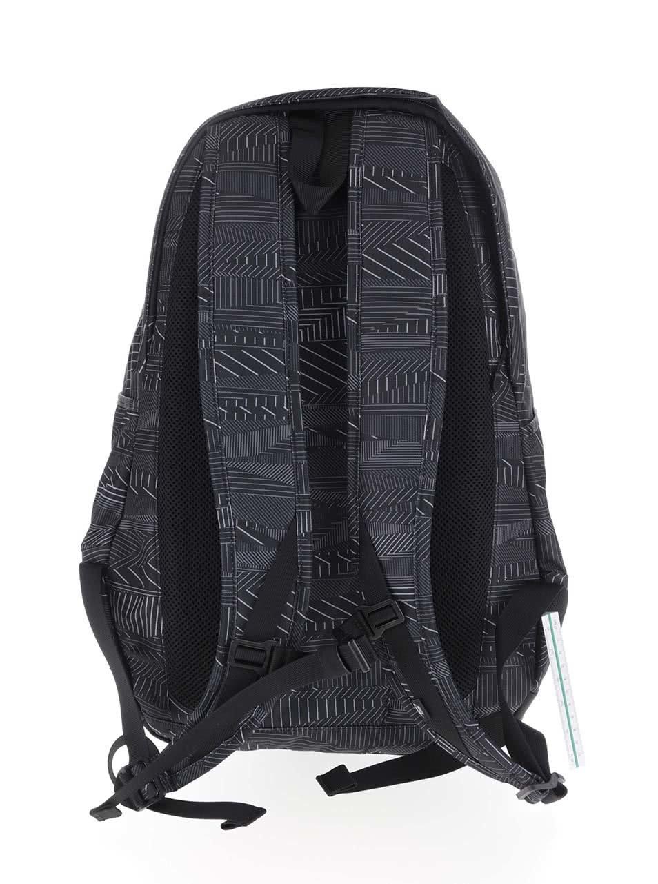 242f9b7b86 Černý vzorovaný batoh Nike Cheyenne 3.0 ...