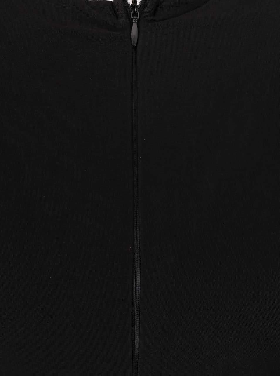 4482006b1a5 Černé maxišaty s krajkou AX Paris ...