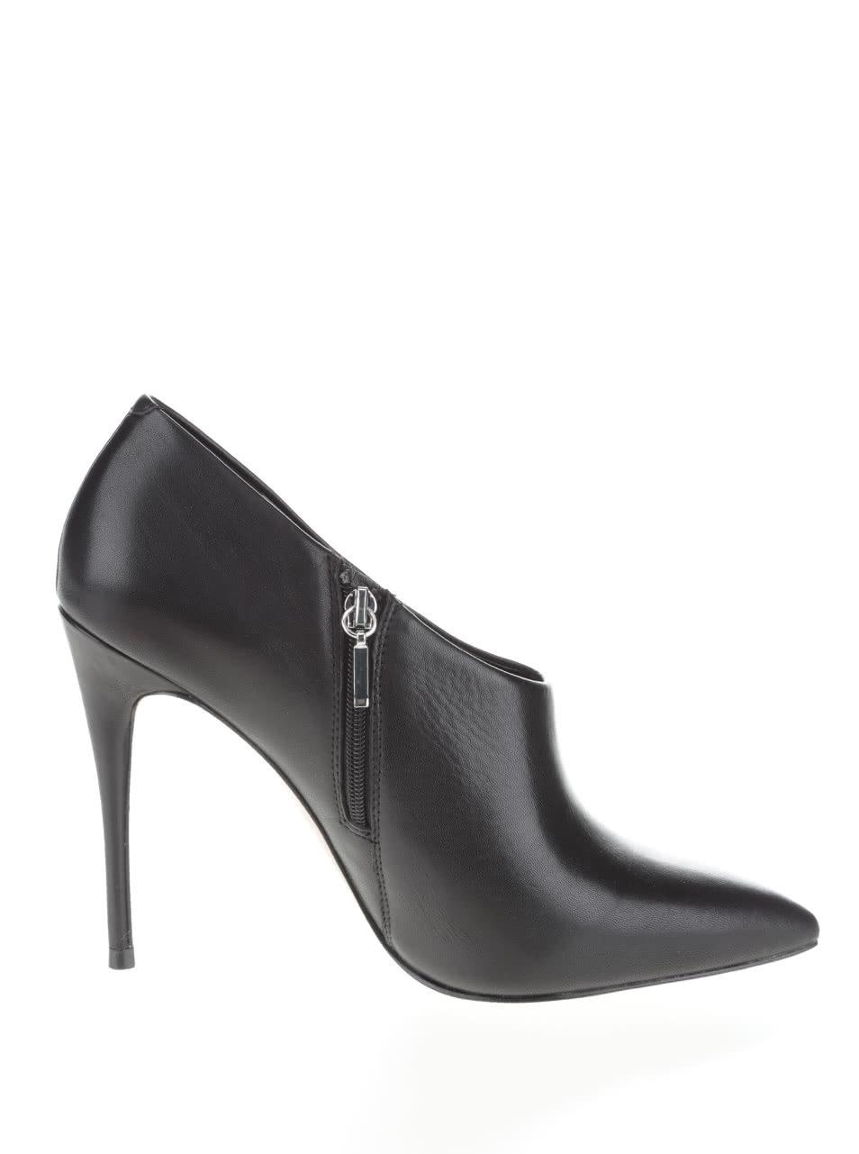 f743130da22c Čierne topánky na ihličkovom podpätku ALDO Capestick ...