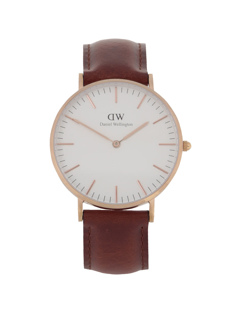 Dámské hodinky ve zlaté barvě CLASSIC St. Mawes Daniel Wellington ... 63cfd53b52f